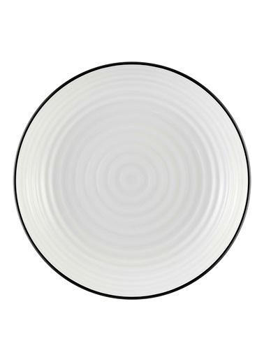 The Mia Drop Salata Kasesi - 28 cm Siyah Renkli